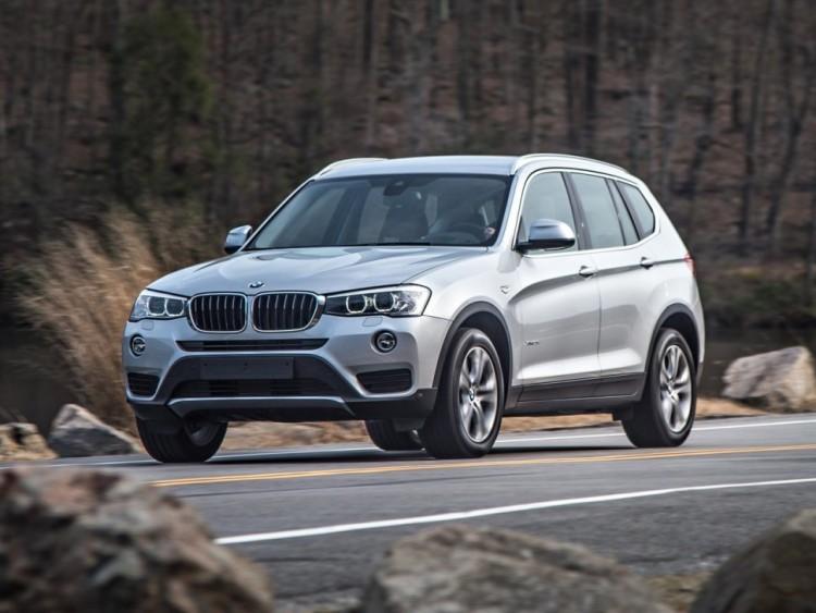 BMW X3 F25 20d 190 л.с. 400 Нм